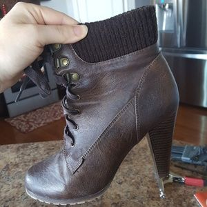 Forever 21 Ankle Boots Size 7.5